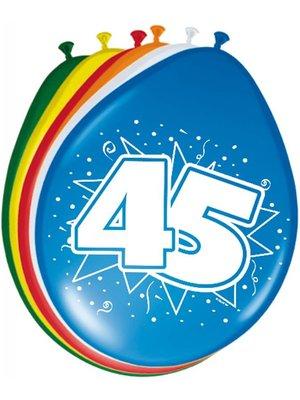 ballonnen gekleurd afbeelding 45