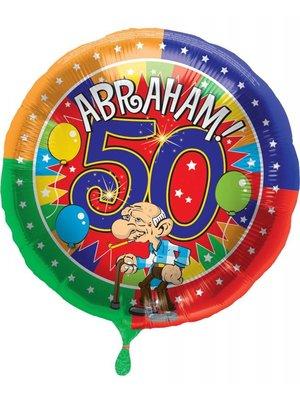 Abraham folie ballon