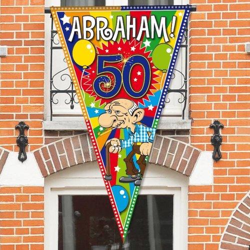 Abraham mega balkon/deur punt vlag