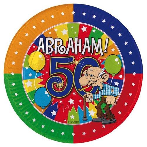 Abraham gebaksbordjes