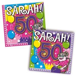 Sarah servetten