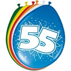 ballonnen gekleurd afbeelding 55