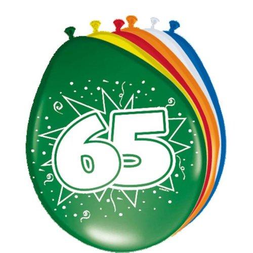 ballonnen gekleurd afbeelding 65