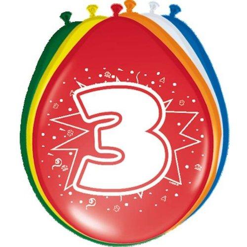 ballonnen gekleurd afbeelding 3