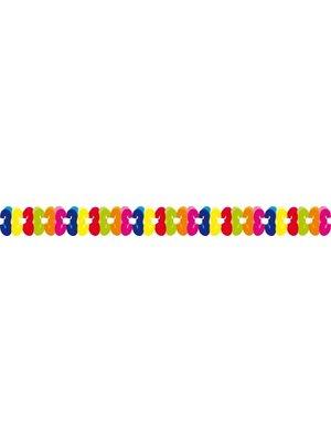 Slinger voor de 3e verjaardag jongen of meisje, 6 meter