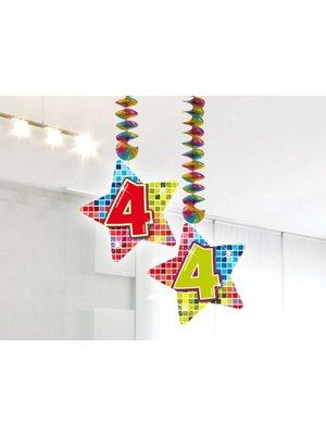 Hangdecoratie afbeelding 4 (serie blocks)