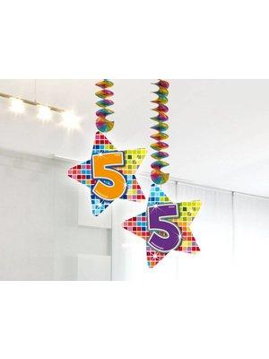 Hangdecoratie afbeelding 5 (serie blocks)