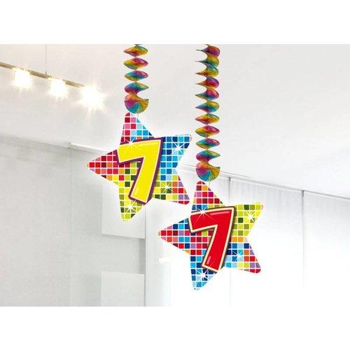 Hangdecoratie afbeelding 7 (serie blocks)