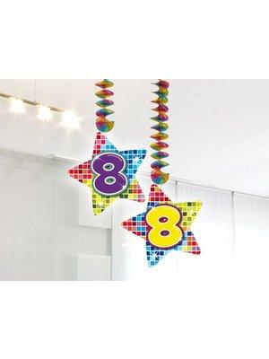 Hangdecoratie afbeelding 8 (serie blocks)