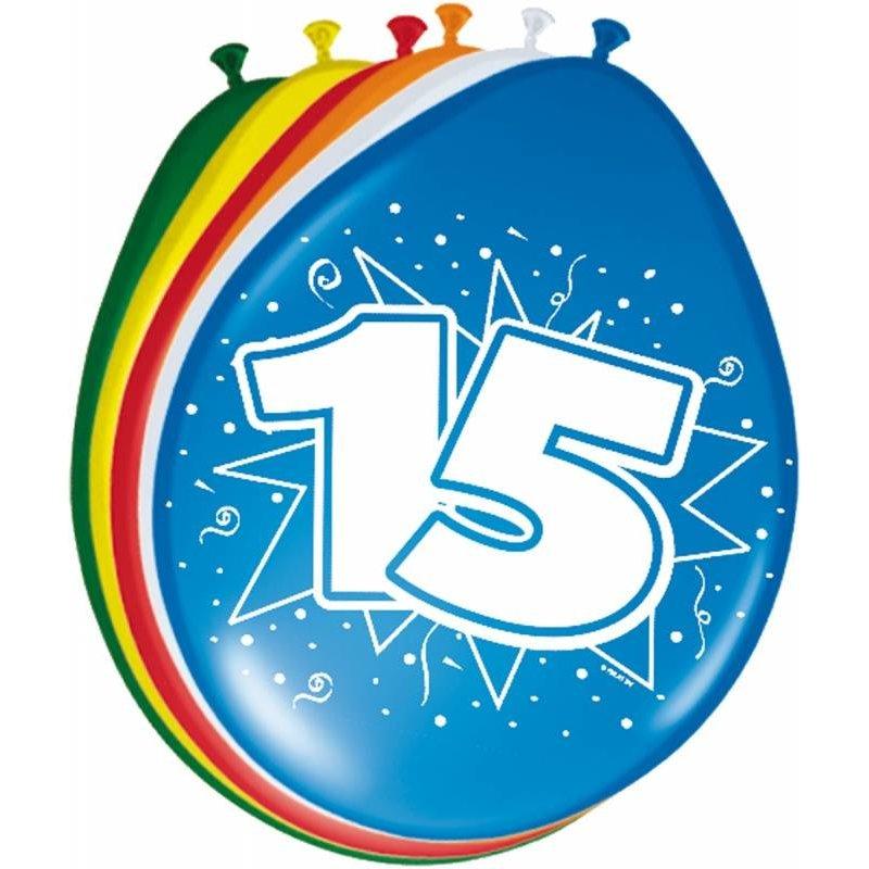 ballonnen gekleurd afbeelding 15