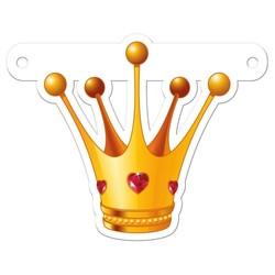 Letterslinger tussenstuk kroon