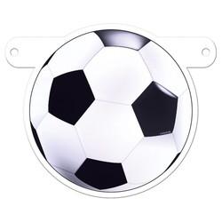 Letterslinger tussenstuk voetbal
