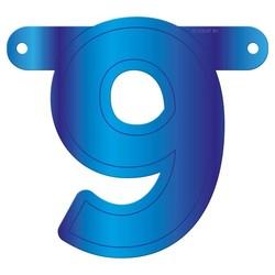 Letterslinger getal 9