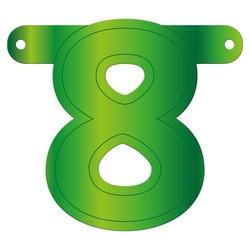 Letterslinger getal 8