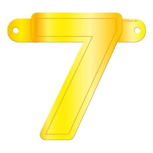 Letterslinger getal 7