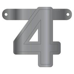 Letterslinger getal 4