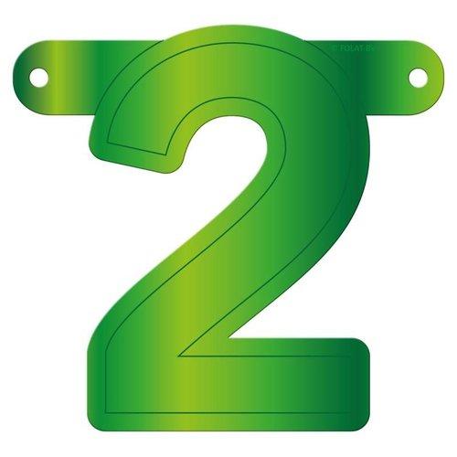 Letterslinger getal 2