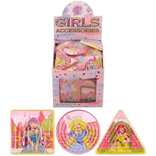 Doolhof spelletje prinses