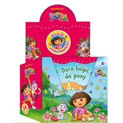 Dora, uitdeelboekjes 24 stuks