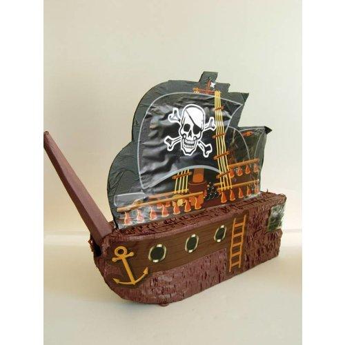 Pinata piratenboot