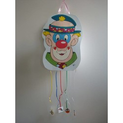 pull pinata klein, clown