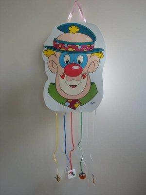 pull pinata klein, clown