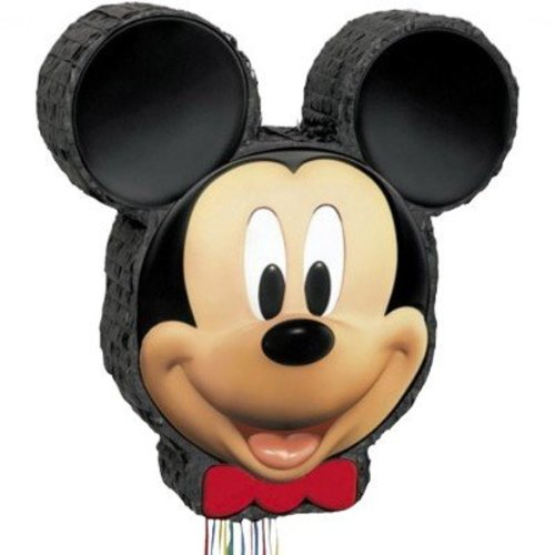 Pinata Mickey Mouse met Pullstrings
