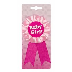 Geboorte rozet meisje