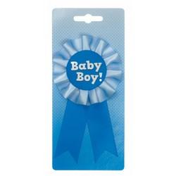 Geboorte rozet jongen