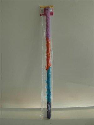 Pinata Stok, gekleurd, 50cm