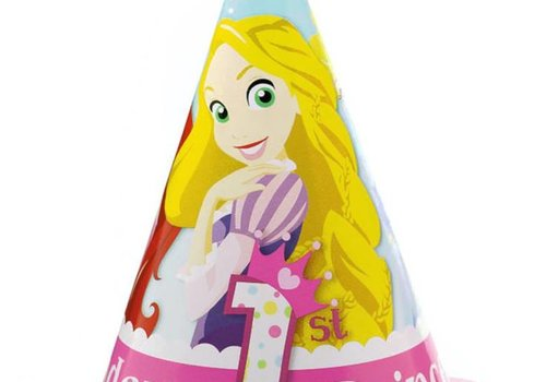 Disney 1st birthday princess