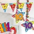 Verjaardag op leeftijd 2 - 15 jaar