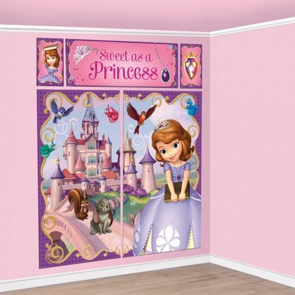 poster sofia het prinsesje