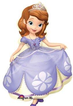 sofia het prinsesje ballon