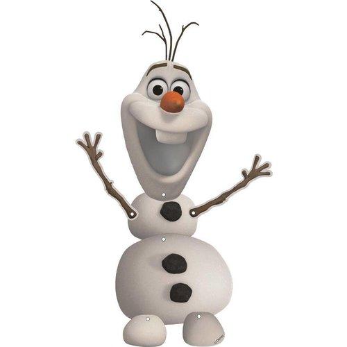 Hang decoratie Olaf van Frozen
