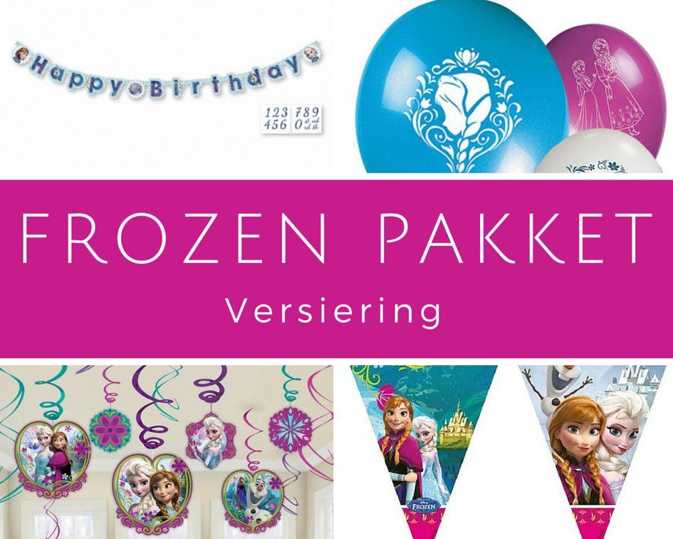Frozen versiering
