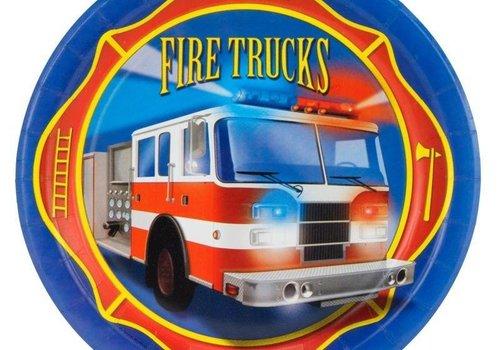 Brandweer Feestartikelen Fire Truck