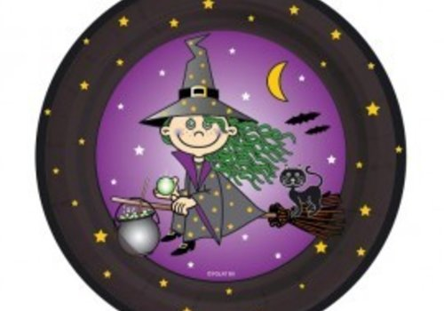 Heksen kinderfeestje