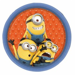 Minions / despicable Me borden