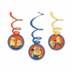 Minions / despicable Me slingers (hang)