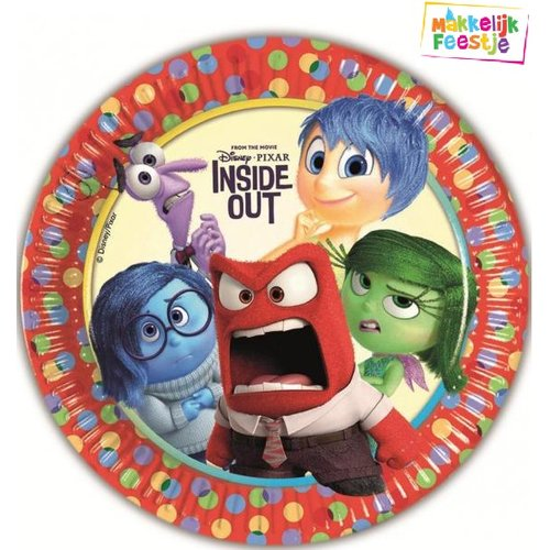 Binnenstebuiten Inside out borden