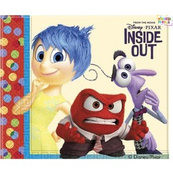 Binnenstebuiten Inside out servetten