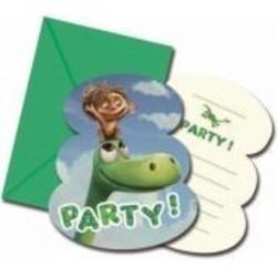 The good dinosaur, uitnodigingen
