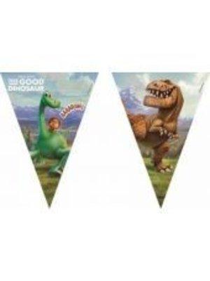 The good dinosaur, slinger / vlaggenlijn