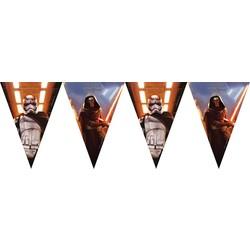 Star Wars: The Force Awakens, vlaggenlijn