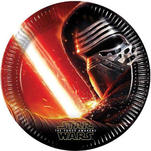 Star Wars: The Force Awakens, borden
