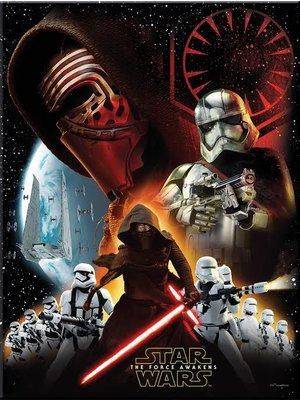 Star Wars: The Force Awakens, tafelkleed