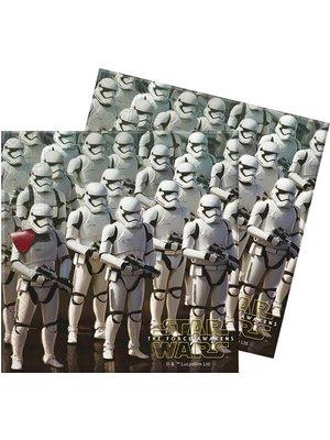 Star Wars: The Force Awakens, sevetten
