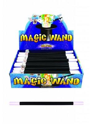 magische heksen toverstaf (per stuk)