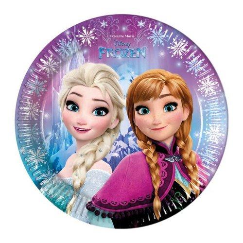 Frozen Disney borden (groot) elsa en anna (serie Lights)